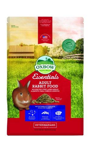 Oxbow rabbit food pellets